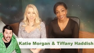 Post Sesh Interview w/ Katie Morgan & Tiffany Haddish | Getting Doug with High