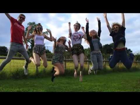 Much Wenlock Camping 2016