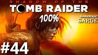 Zagrajmy w Shadow of the Tomb Raider PL (100%) odc. 44 - Lokalizacja skrzyni Ix Chel