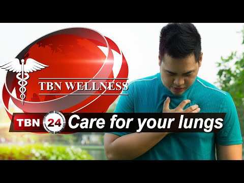 CARE FOR YOUR LUNGS | TBN WELLNESS | Episode 302