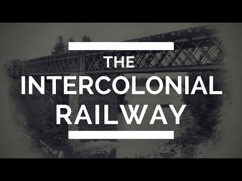 The Intercolonial Railway