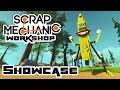 Steam Workshop Showcase #1 - Let's Play Scrap Mechanic - Part 181