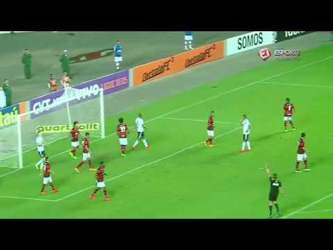 Melhores Momentos   Gols de Flamengo 2 x 1 Ponte Preta   Campeonato Brasileiro 07 09 16 1