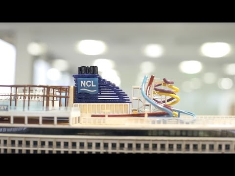 Norwegian Cruise Line - #MyPlacementStory