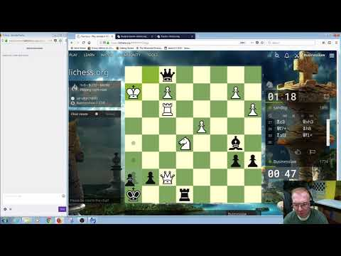 Chess Cruncher TV The Climb to 2500 in Tactics 2 8 2018