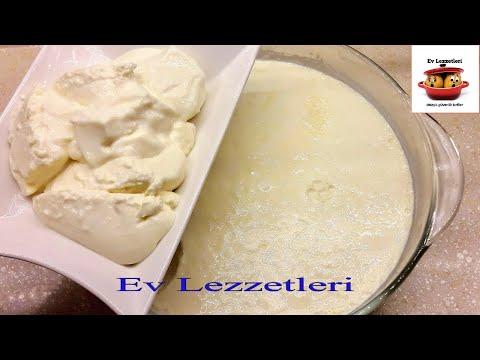 Yoğurt Nasıl Mayalanır- Taş Gibi Tam Kıvamında Yoğurt Yapımı- Ev Lezzetleri