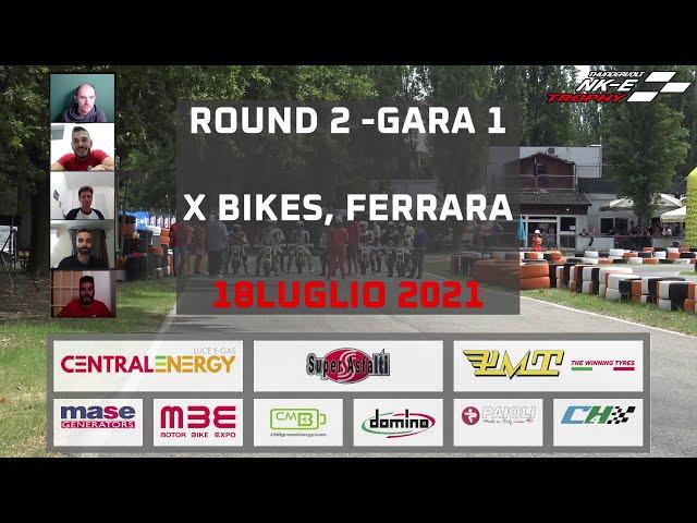 Gara 1 ThunderVolt all'X Bikes di Ferrara con il commento dei piloti!