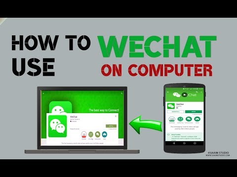 How to use WeChat on Computer? - WeChat for Web