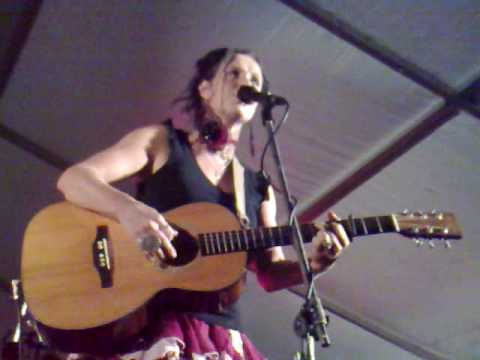 The Captain - Kasey Chambers @ the Port of Eden 12th April