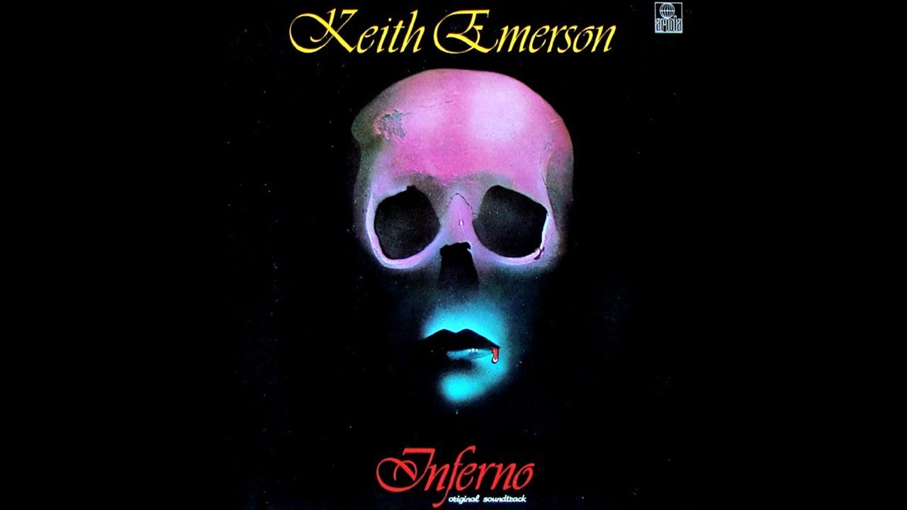 Download Inferno (1980) Original Motion Picture Soundtrack by Keith Emerson