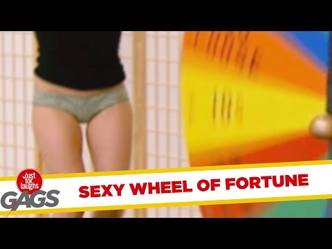 Sexiest Wheel of Fortune Ever- Throwback Thursday