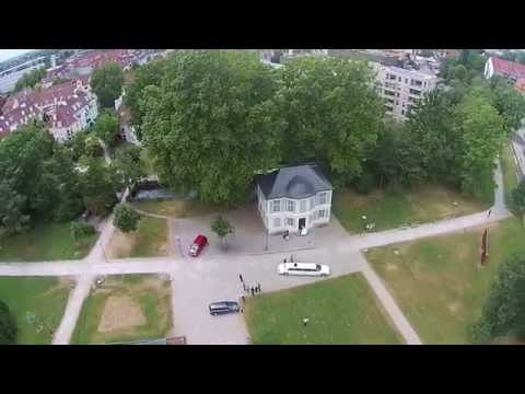 Beispiel: Hochzeitslimousine mieten, Video: LUXUSLIMO.DE Kehl.
