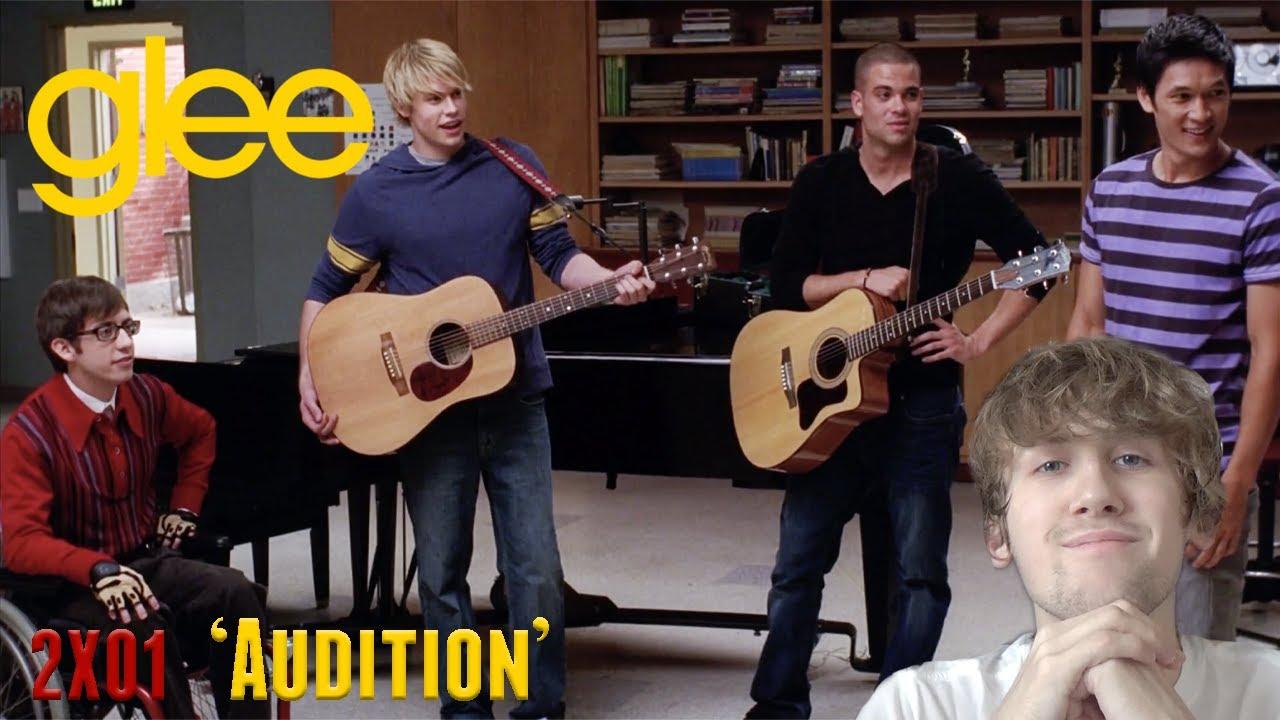 Download Glee Season 2 Episode 1 - 'Audition' Reaction
