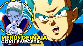 EXCLUSIVO! Episódio 01 SAGA MORO (Dragon Ball Super fan 3D animation)