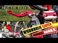 Hydraulic Clutch And Brake Lever Installation for all Motorcycle