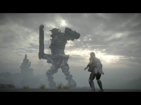 Shadow of the Colossus - NOTÍCIAS, NOVO ITEM E ANÁLISE DAS GAMEPLAYS