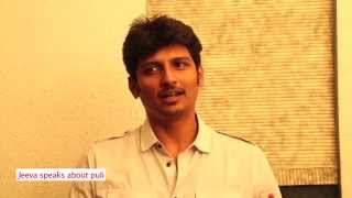 Actor Jiiva about Ilayathalapathy Vijay's PULI