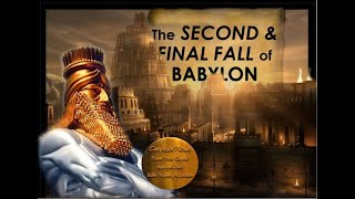 The Second And Final Fall Of Babylon!!  Explained By A True Son Of The Most High!!