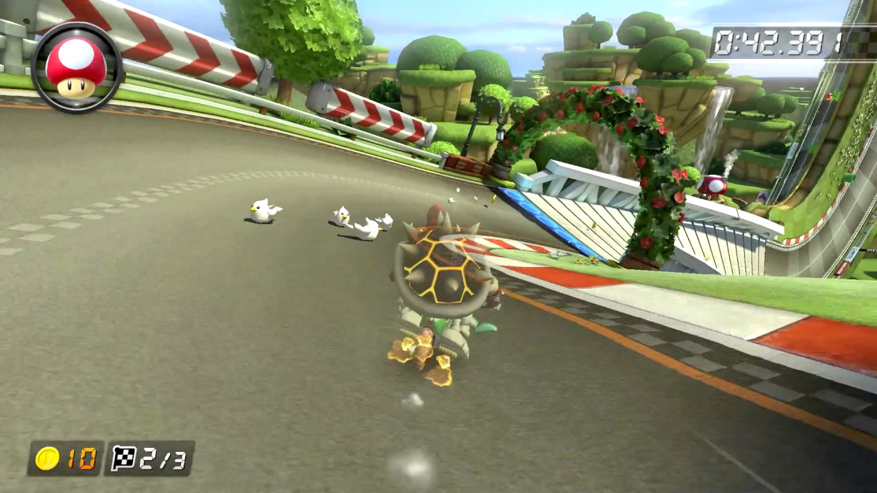 mario circuit 150cc 1 cole mario kart 8 deluxe world record youtube. Black Bedroom Furniture Sets. Home Design Ideas