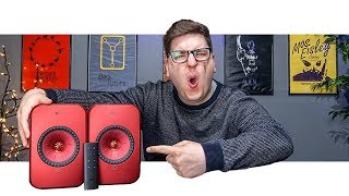 WORTH EVERY PENNY | KEF LSX Speaker Review