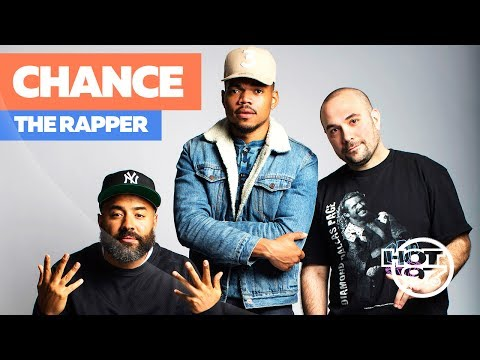 Chance the Rapper Takes Over Hot 97 & Talks About Everything!