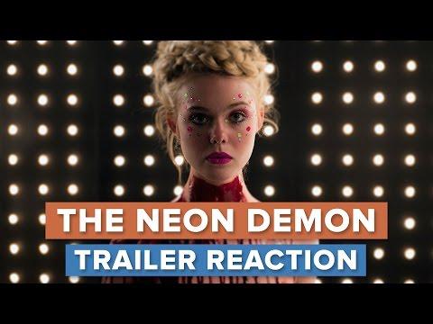 THE NEON DEMON - Trailer Reaction!