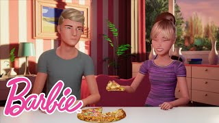 The Pizza Challenge 🍕 With Ken! | Barbie Vlog | Episode 40
