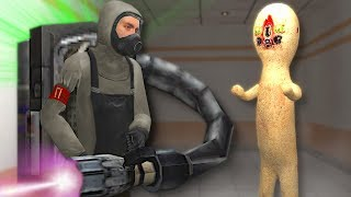 GHOSTBUSTERS ENTER SCP FACILITY? - Garry's Mod Gameplay - Gmod SCP Survival