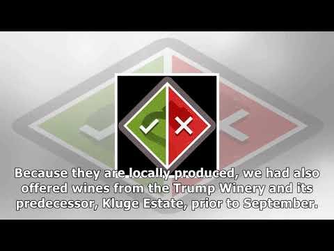 Fact check: is shenandoah national park selling trump wines?
