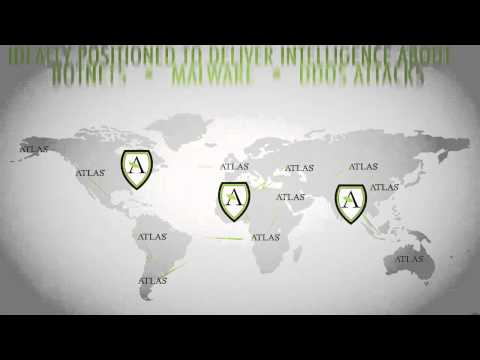DDoS Attack Protection: Arbor Network's ATLAS