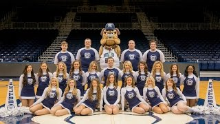 Butler University Cheerleaders