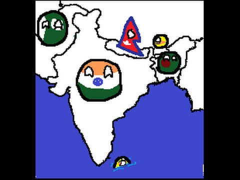 Modern History of the Indian Subcontinent