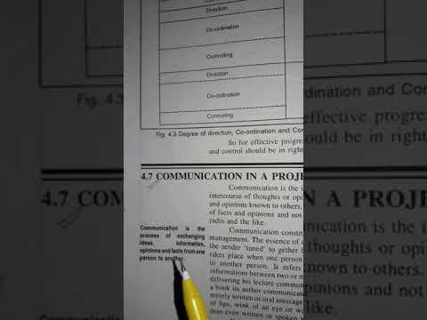 Project direction/B.A/B.SC.5th sem