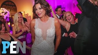 Real Housewives Star LuAnn De Lesseps' Wedding: Take A Peak | PEN | Entertainment Weekly