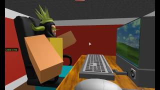 Windows 95,Windows XP et Slenderman ? (Roblox)