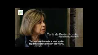 Interview with Maria de Belém | the condition of women