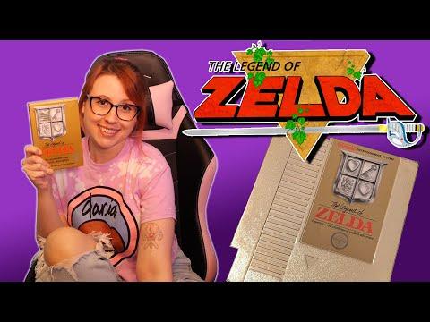 The Legend of Zelda (NES) – Erin Plays