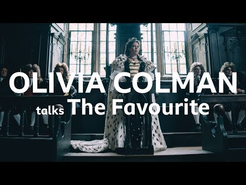 Olivia Colman interviewed by Simon Mayo