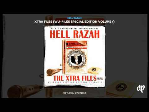 Hell Razah -  Godz Wrath - Musical Murda feat. Hell Razah & Ras Kass