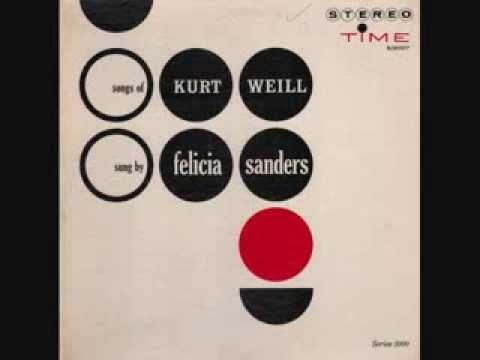 Felicia Sanders - Thousands of Miles
