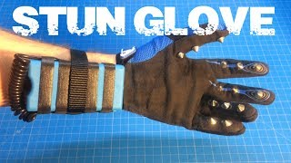 Repeat youtube video Iron Man 3 Stun Glove V.1