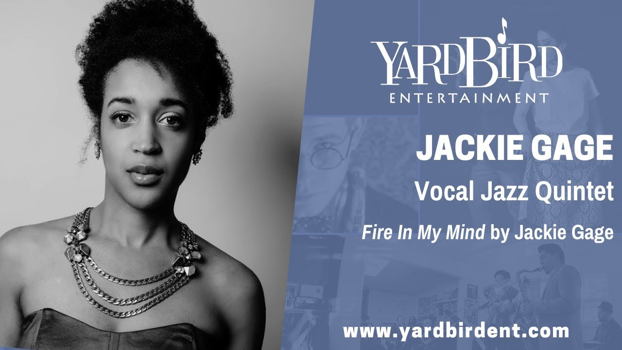 "Weekly Wednesday Video : Jackie Gage's ""Fire in my Mind"""