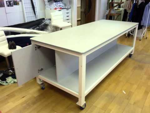 Pattern Cutting Tables