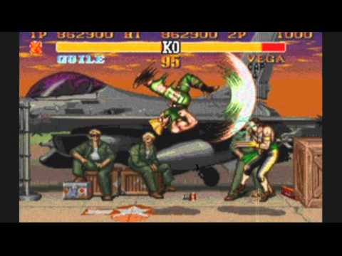 Street Fighter - Operation B.H.T.F. (Remix) (Guile Theme Tribute Beat) - Raisi K.