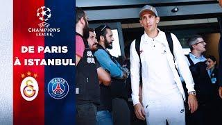 DE PARIS A ISTANBUL 🛬🇹🇷
