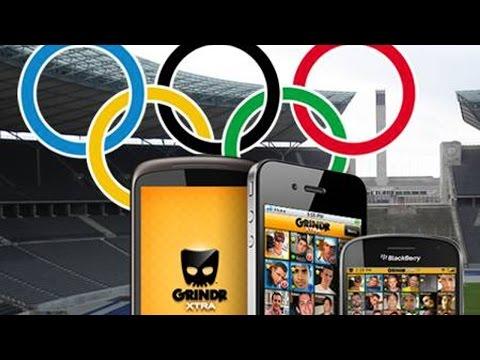 olympics hookup app