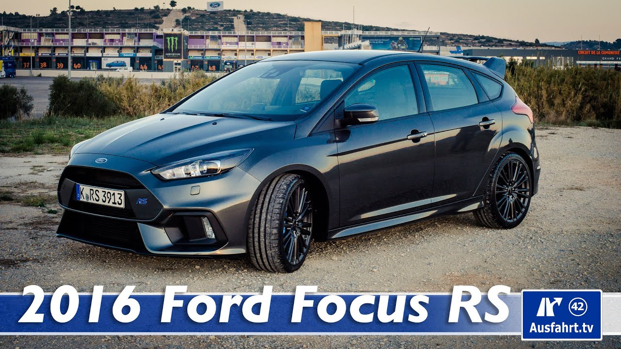 ford focus rs zu kaufen gesucht fiat world test drive. Black Bedroom Furniture Sets. Home Design Ideas
