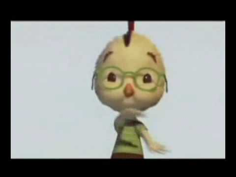 Chicken Little (Numa Numa - English Version) poster