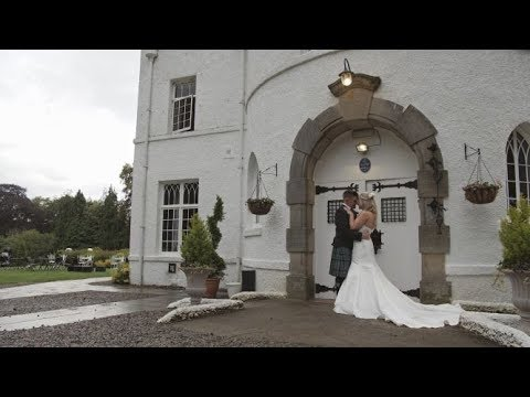 Emily & Ryan | Wedding Film | Achnagairn Estate | Scotland