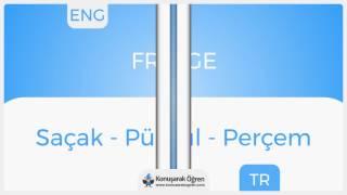 Fringe Nedir? Fringe İngilizce Türkçe Anlamı Ne Demek? Telaffuzu Nasıl Okunur? Çeviri Sözlük